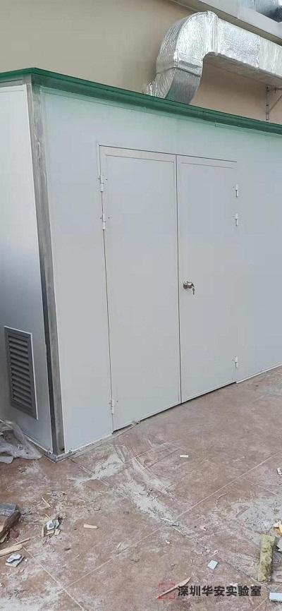 深圳中山泌尿外科医院动物实验室装修设计3