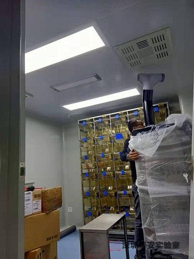 深圳中山泌尿外科医院动物实验室装修设计4