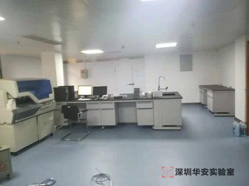 湘潭第三人民医院检验科实验室装修设计