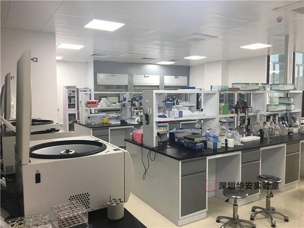 食品检测实验室建设及装修设计标准
