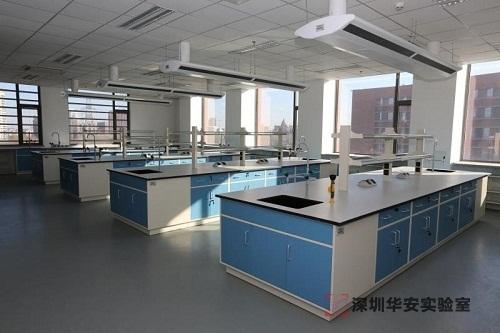 深圳公安系统实验室装修设计