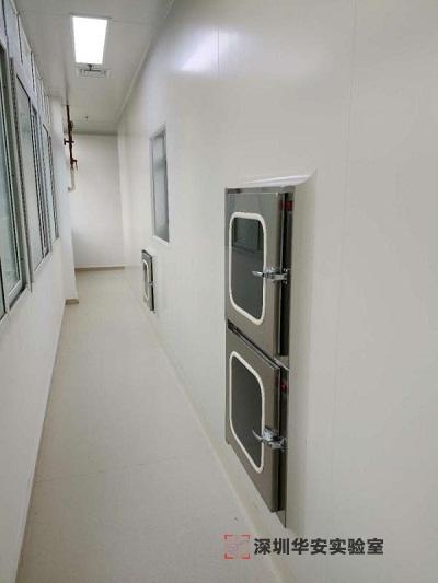 重庆中医院PCR实验室建设装修