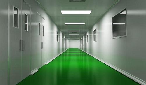 微生物实验室洁净厂房装修设计