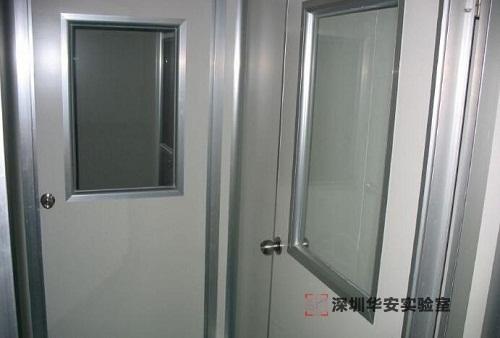 P2实验室门