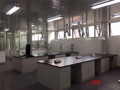 食品厂实验室装修设计