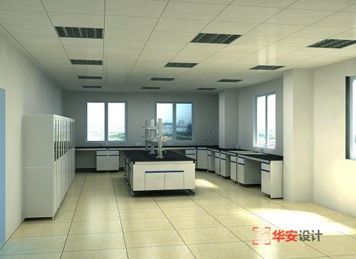 深圳普通实验室设计装修案例